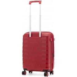 Roncato Spirit Trolley Cabina Rigido 4 ruote Rosso espandibile con chiusura TSA
