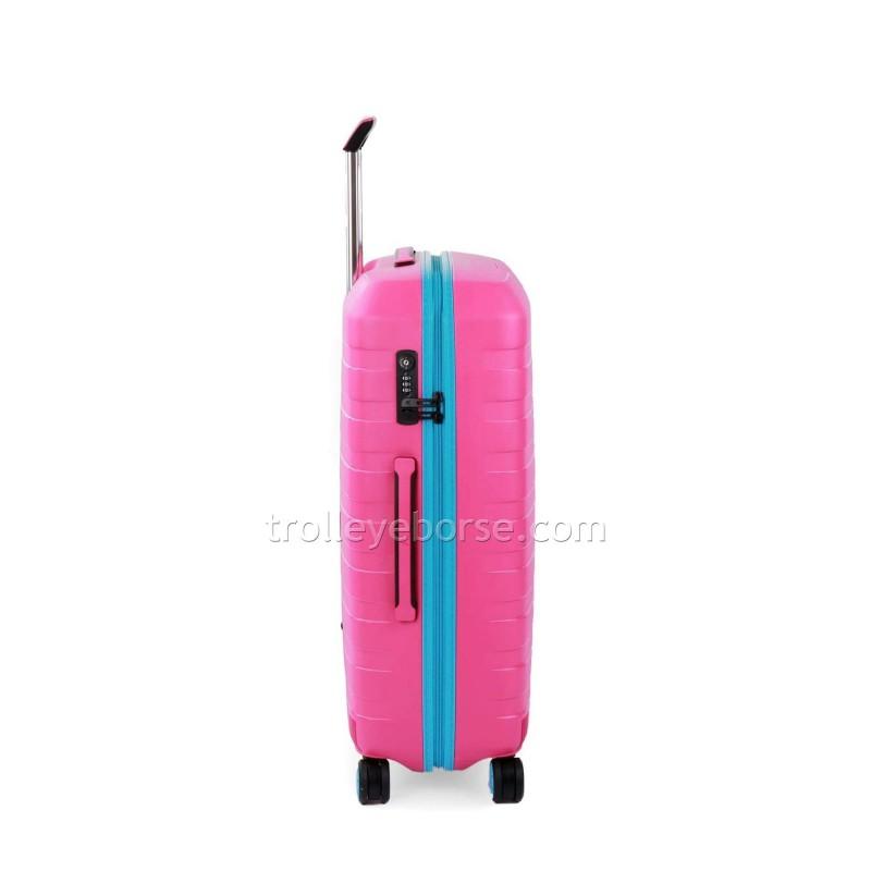 Roncato D-Box Trolley Cabina Rigido e Zaino PC Tablet 5553 Rosso DBOX
