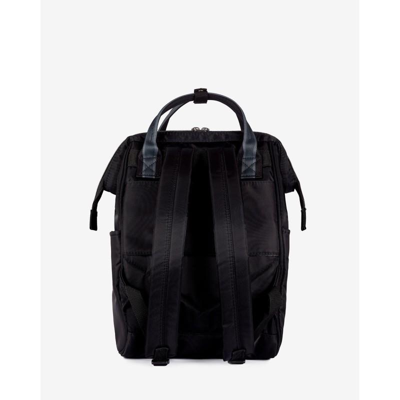 """Rains Zaino Nero 13"""" Laptop Articolo 1220 Backpack"""