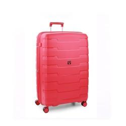 Roncato Trolley Medio Rigido Rosso Espandibile Skyline 418152