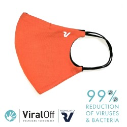 Mascherina Roncato 419173 Viraloff - Maskface Roncato Rosso