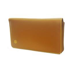 Roncato Portafoglio RFID Schermato Donna Pelle Senape 412953
